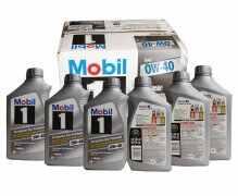 Mobil 美孚 0W-40 1号全合成润滑油 946ml*6支
