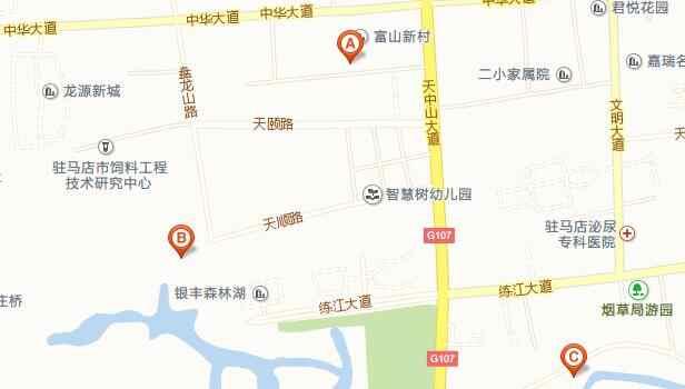 神州汽贸城地址是驻马店驿城区河南省天中山大道.