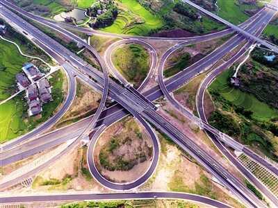 车主指南:12月9日零点)丰都到忠县、忠县到万州、梁平到忠县三条高速公路将同时通车