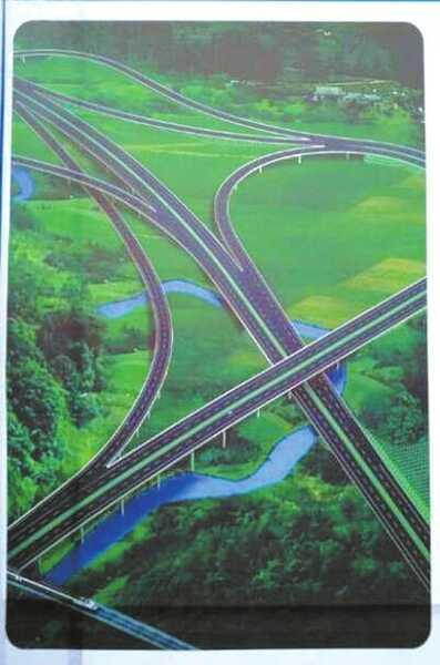 车主指南:巴万高速开工 预计2020年建成通车