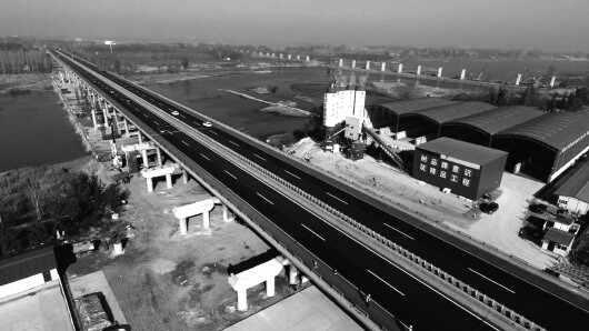 潍日高速潍坊连接线等11条