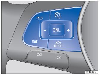 大众新迈腾定速巡航怎么用,迈腾定速巡航使用方法
