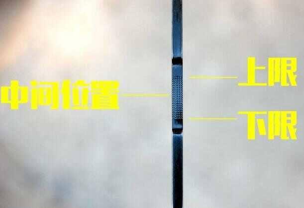 汽车机油标尺怎么看图解 如何看高清图片