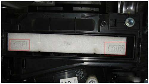 大众帕萨特在开着空调行驶时,要吸入外部空气进入车厢内,但空气中
