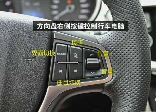 帝豪gl行车电脑信息怎样查看,帝豪gl行车电脑按钮位置高清图片