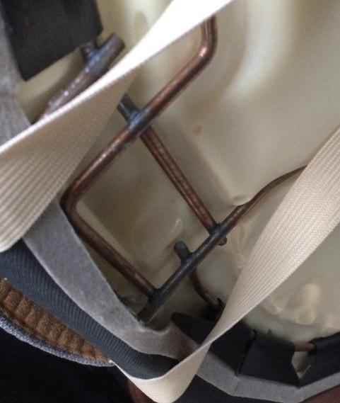 奥迪a3后排座椅拆卸图解,奥迪a3后排座椅怎么拆高清图片