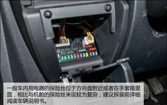 三菱劲炫保险丝盒位置,新劲炫保险丝盒图解