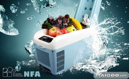 纽福克斯NFA车载冰箱怎么